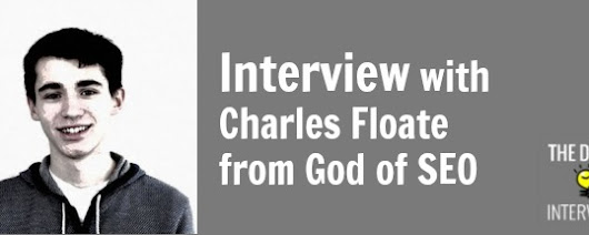 Talking with an SEO Pro - Charles Floate from God of SEO [TDI016]