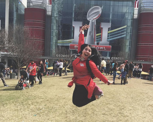 Column: My experience as a volunteer for the Houston Super Bowl