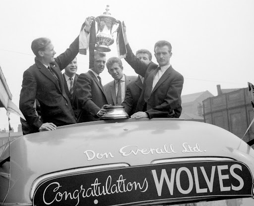 Avatar of Shropshire funeral for Wolves FA Cup-winning hero