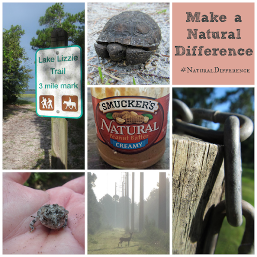 Smucker's Make a Natural Difference