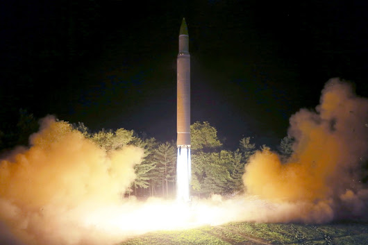 U.S. to test ICBM as tensions rise with North Korea