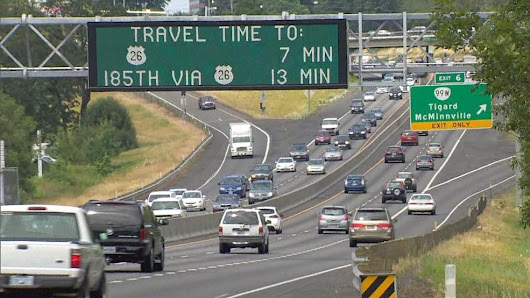 Do you agree? Oregon ranked best state for driving