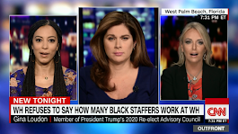 Trump adviser says black people not needed in White House to achieve results