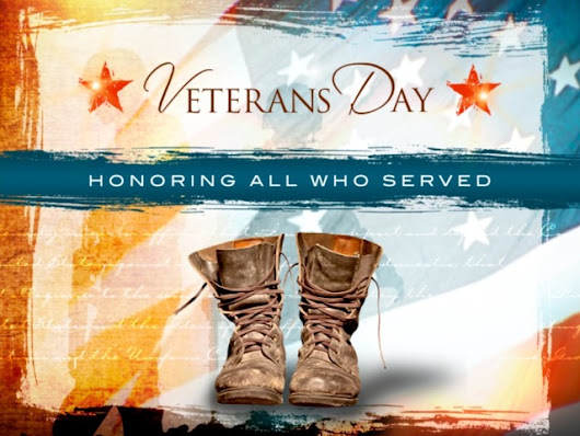 Honoring veterans: Veterans Day freebies, deals