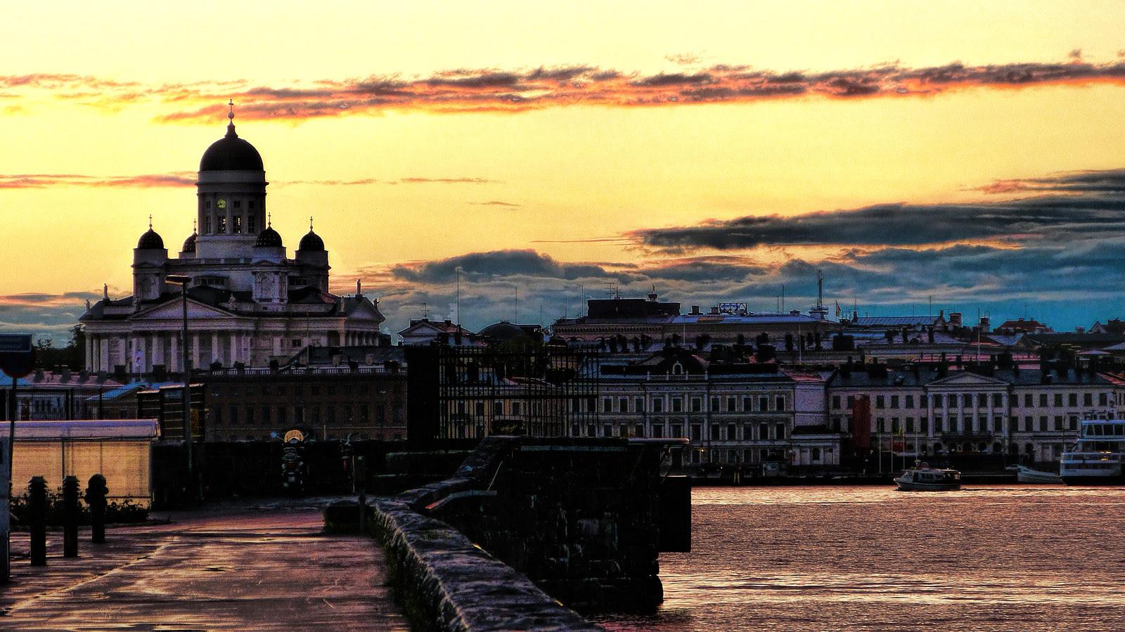 Helsinki y la catedral