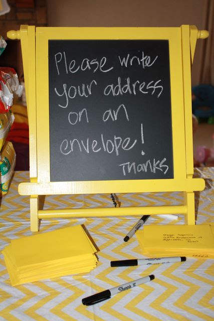 Thank You Note Cheat: Is This Genius or Tacky? - WeddingFavors.org