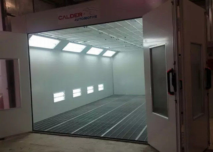 Commercial Garage Car Spray Booth EPS Wall Panel 6.9X3.9X2 ...
