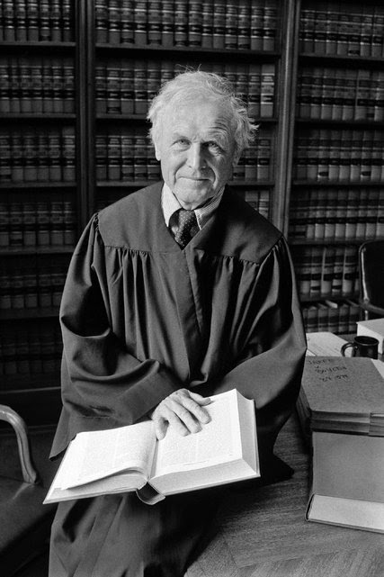 A00717 - John Curtin, Judge Who Desegregated Buffalo Schools