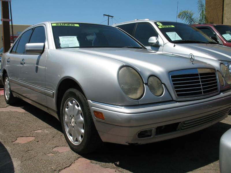 1996 Mercedes-Benz E-Class E320 For Sale - CarGurus