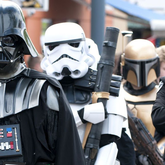 Police Break Up Fight Between 'Star Wars' and 'Doctor Who' Fans, No Force Was Used