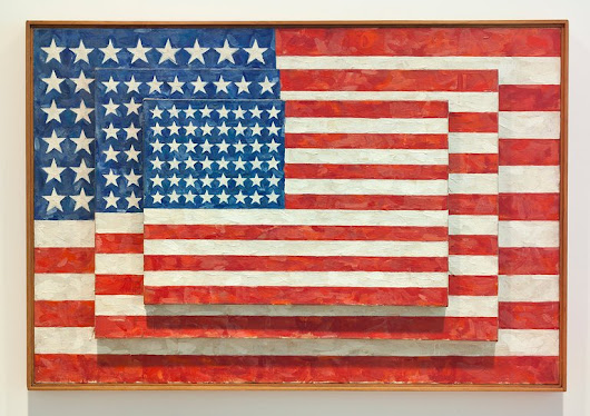 Jasper Johns at The Broad – Six Decades of Creativity - Curating Los Angeles