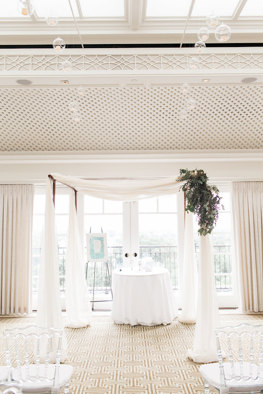 Heartfelt Summer DC Wedding Ceremony and Reception at The Hay-Adams Hotel
