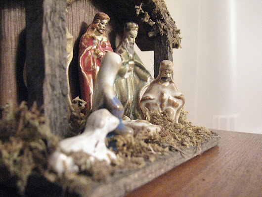 "Listening Closer: What I Found ""Away in a Manger"""