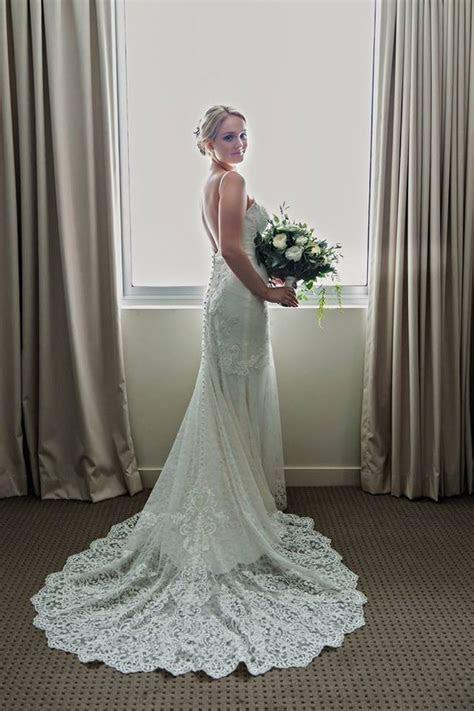 Essense of Australia Second Hand Wedding Dress on Sale 77%