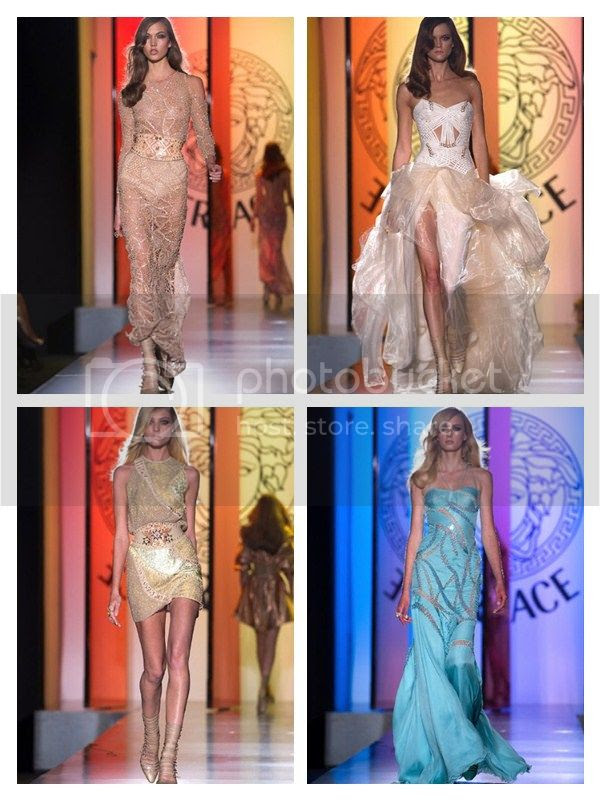 Atelier Versace Fall 2012: Paris Haute Couture