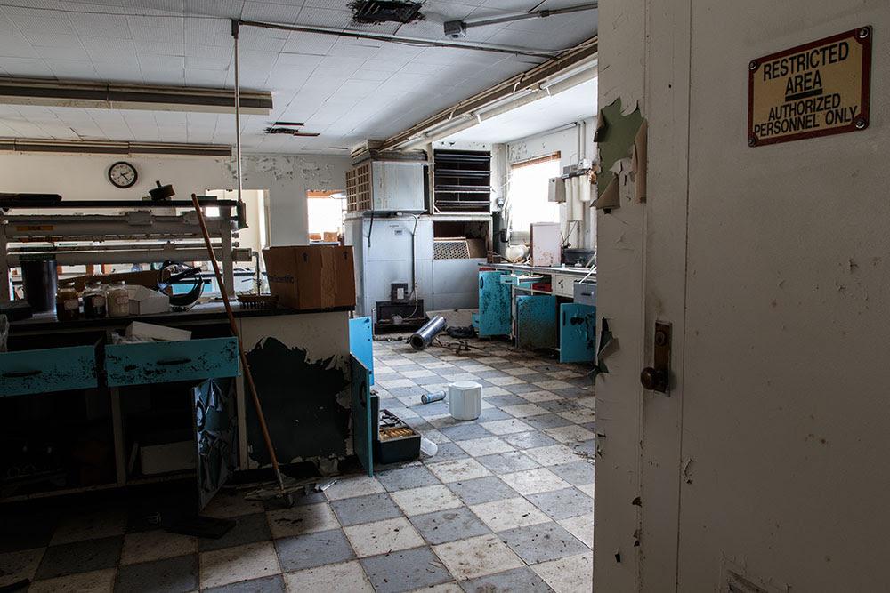 The Chemical Plant © 2014 sublunar