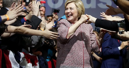 Hillary Clinton wore a $12,495 Armani jacket during a speech about inequality Hillary Clinton took a...