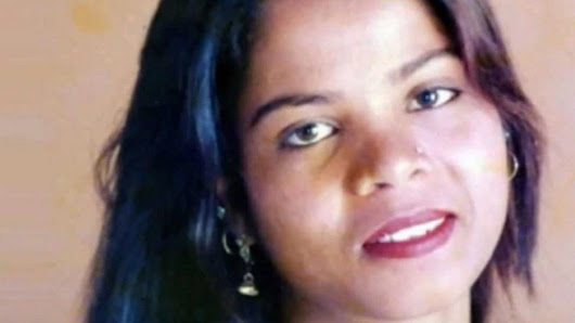 Asia Bibi: Christmas in a prison cell - BBC News
