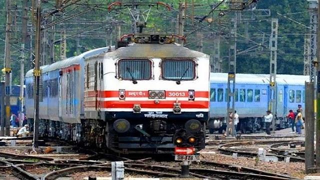देश के पहले 4.8 किलोमीटर लंबे एलिवेटेड रेलवे ट्रैक पर मालगाड़ी का पहला ट्रायल सफल