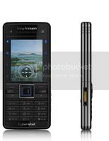 Sony Ericsson C902 front-side Pictures, Images and Photos