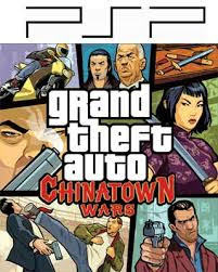 Grand Theft Auto: Chinatown Wars (PSP/2009)