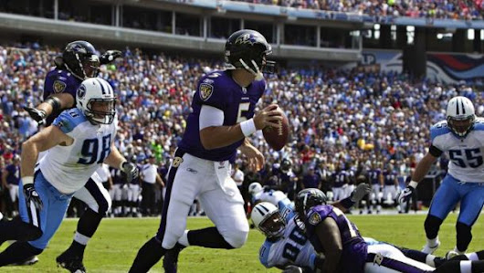 Tennessee Titans vs Baltimore Ravens Live Stream Online and 2014 NFL Scores