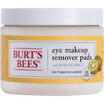 Burt's Bees Eye Makeup Remover Pads 35 ea by Pharmapacks