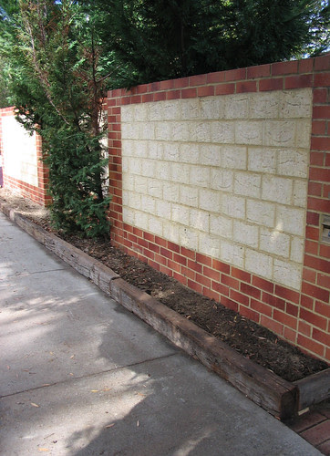 front wall after