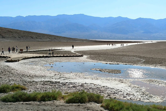 Death Valley temperature could hit 127 this week