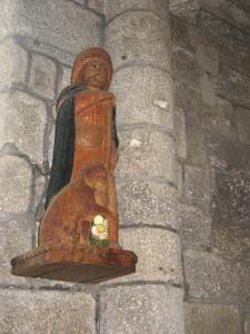 Jacques tiene 025 st estatua
