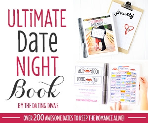 Date Night E-book with over 200 date night ideas!