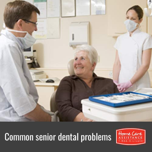 4 Common Dental Problems Seniors Experience