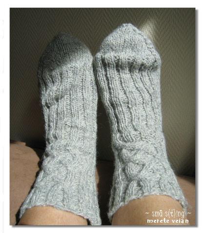 socks : mars #1: sokker2007