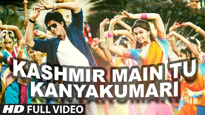 Kashmir Main Tu Kanyakumari Chennai Express Full Song   Shahrukh Khan, Deepika Padukone - Sunidhi Chauhan, Arijit Singh, Neeti Mohan Lyrics in hindi