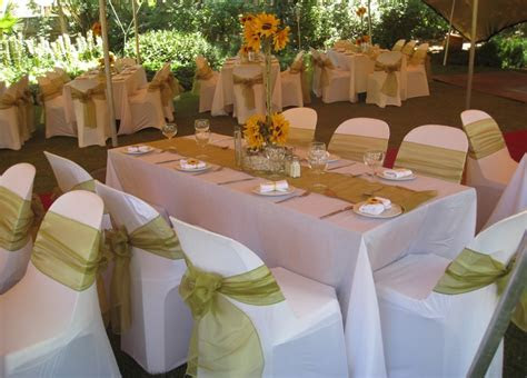 wedding table decorations   Wedding & Function Decor/Hire