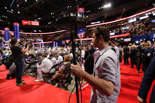 Announcing the Jump Camera Program at the RNC and DNC — Google News Lab