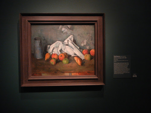 DSCN5638 _ Milk Can and Apples (1879-80), Paul Cezanne, NY MOMA at De Young