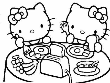 Las Mejores Paginas Para Descargar Dibujos De Hello Kitty Para