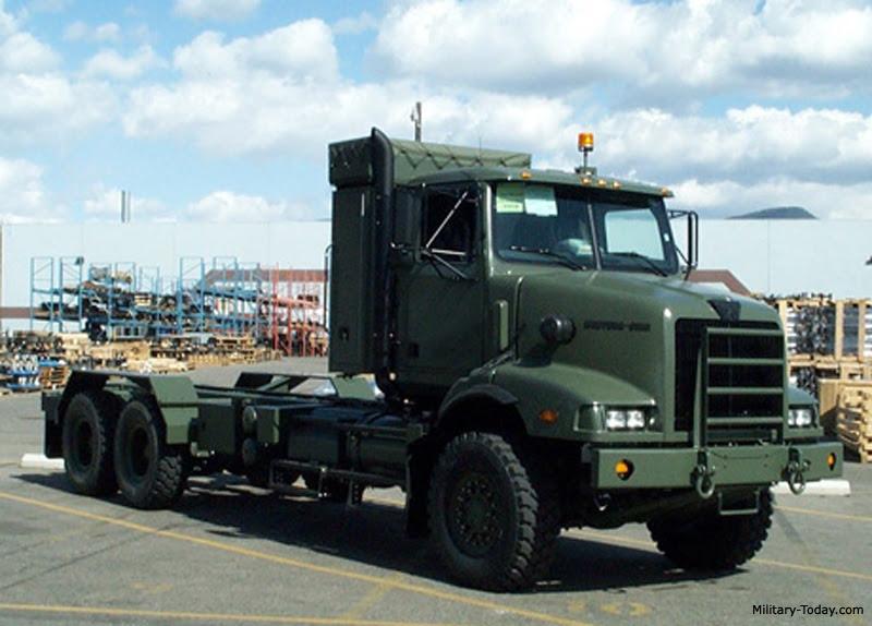 Resultado de imagen para military Western Star 4900