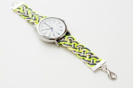 Do You Still Wear a Watch? A Tutorial and a Poll - The Beading Gem's Journal