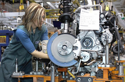 Manufacturing Grew in 2014 | Go By Truck Global News