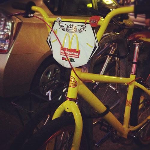 A truly SF bike...