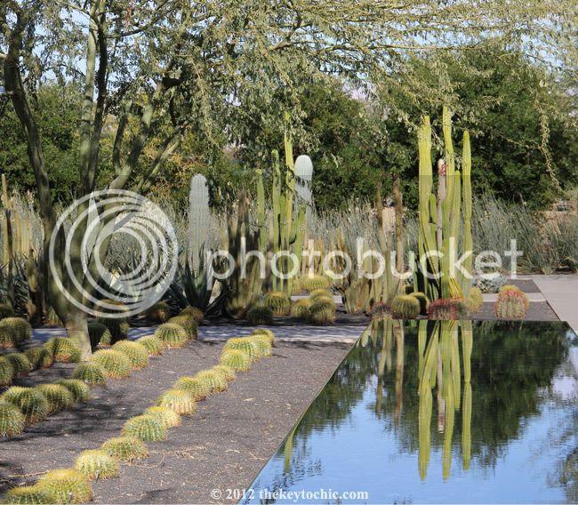 Sunnylands gardens