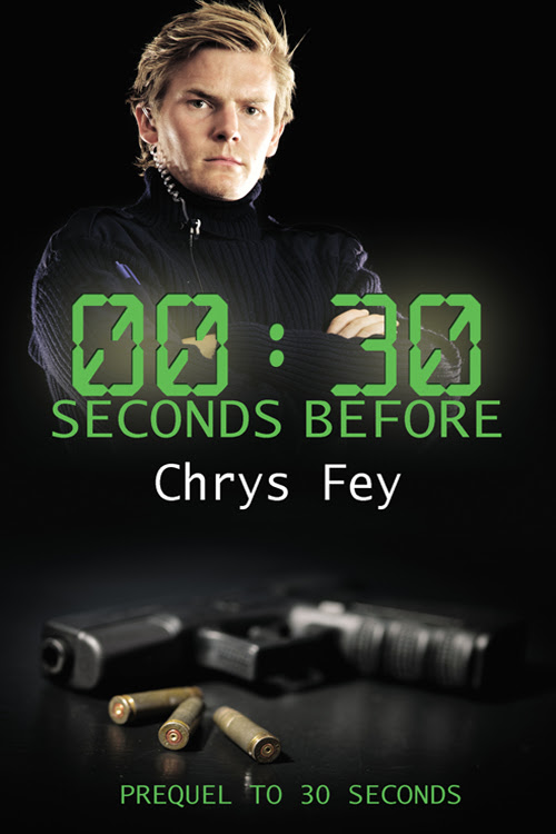Meet Officer Blake Herro from Chrys Fey's 30 Seconds Before