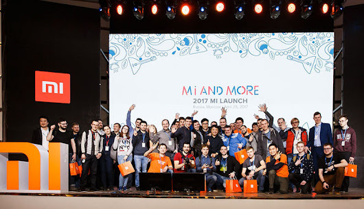 Xiaomi officially expands to Russia, launches Mi MIX, Mi Note 2 and Redmi 4X