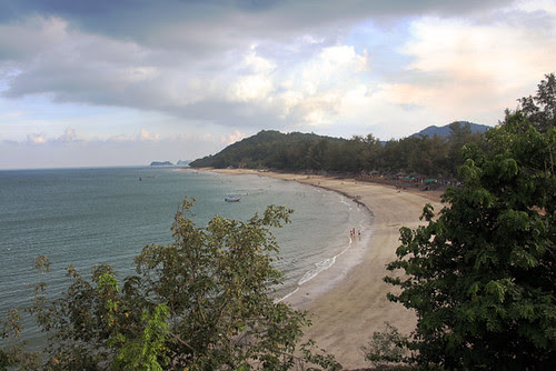 Sairee Beach, Chumphon