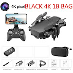 Mini Drone LF606 4K HD Camera Foldable Quadcopter One-Key Return FPV Drones Follow Me RC Helicopter Quadrocopter Kid's Toys freeshipping -