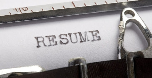 Resume Writing Tips - How To Create A Readable Resume