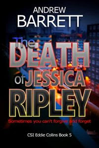 The Death of Jessica Ripley by Andrew Barrett