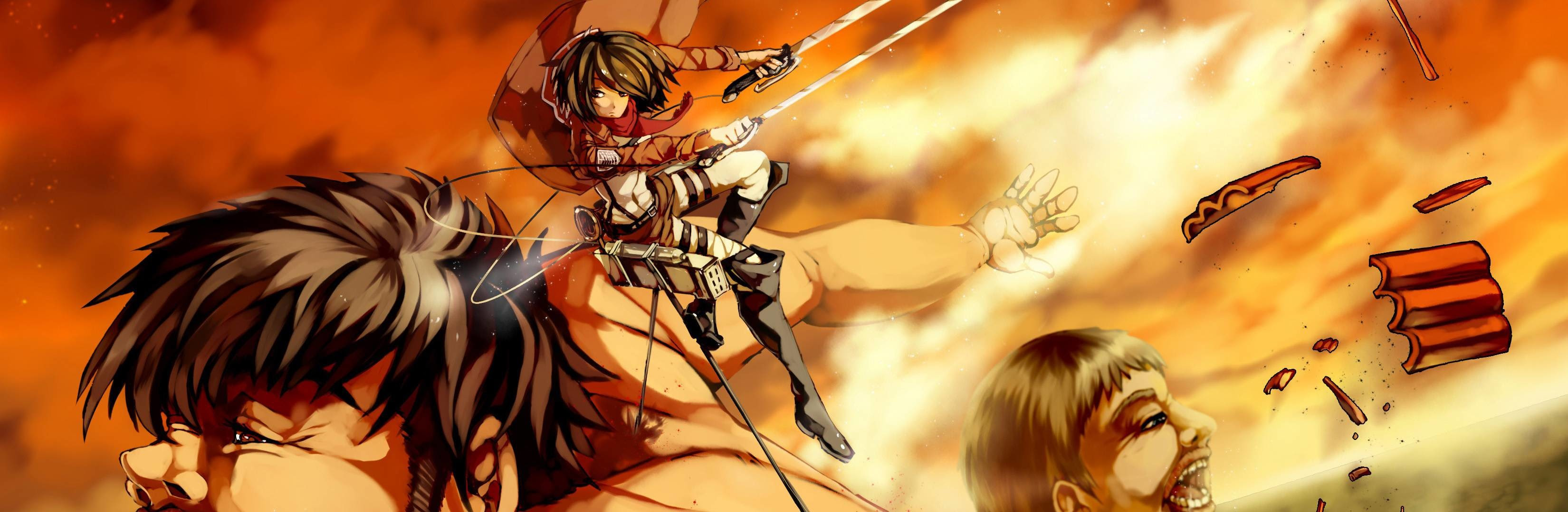 Attack On Titan Annie Wallpaper 68 Images